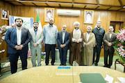 رئیس رسانه ملی در دیدار با رئیس جدید سازمان تبلیغات اسلامی