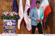 محسن خان جهانی در دهمین جشن مستقل سینمای مستند ایران
