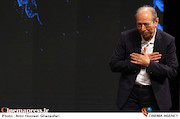 علی نصیریان در آئین نکوداشت بیستمین جشن سینمای ایران