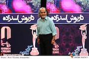 سیروس ابراهیم زاده در آئین نکوداشت بیستمین جشن سینمای ایران