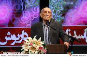 داریوش اسدزاده در آئین نکوداشت بیستمین جشن سینمای ایران