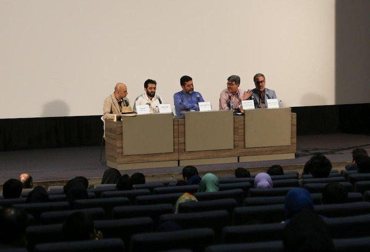 پنل فیلم سینمایی «دارکوب» با موضوع اعتیاد -جشنواره فیلم سلامت