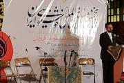 پنجمین دوسالانه بین المللی خوشنویسی ایران در قزوین گشایش یافت