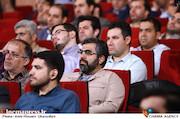روح الله شمقدری در مراسم تکریم و معارفه روسای سازمان تبلیغات اسلامی