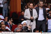 فاضل نظری در مراسم تکریم و معارفه روسای سازمان تبلیغات اسلامی
