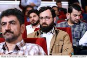احسان محمد حسنی در مراسم تکریم و معارفه روسای سازمان تبلیغات اسلامی