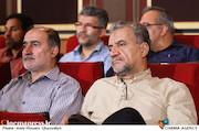 مصطفی رحماندوست در مراسم تکریم و معارفه روسای سازمان تبلیغات اسلامی