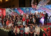 اختتامیه جشنواره عروسکی تهران-مبارک