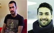 نیما شعبان نژاد و حسین مهری