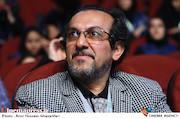 علیرضا رضاداد در مراسم بزرگداشت فریال بهزاد در سی و یکمین جشنواره فیلم های کودکان و نوجوانان