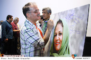 مراسم بزرگداشت فریال بهزاد در سی و یکمین جشنواره فیلم های کودکان و نوجوانان