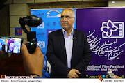 قدرت الله نوروزی در سی و یکمین جشنواره فیلم های کودکان و نوجوانان