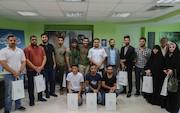 هیاتی از اهالی سینمای عراق از حوزه هنری بازدید کردند