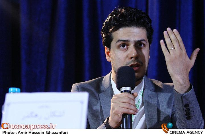اشکان رهگذر در سی و یکمین جشنواره فیلم های کودکان و نوجوانان