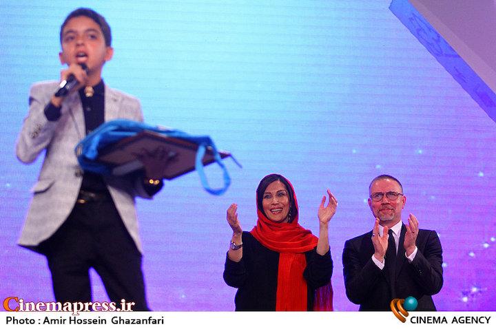 عکس/ اختتامیه سی ویکمین جشنواره بین المللی فیلم های کودکان و نوجوانان