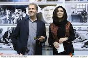 نیکی کریمی و ابوالفضل پورعرب در چهارمین جشن عکاسان سینمای ایران