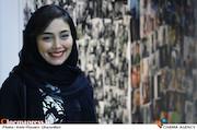 دیبا زاهدی در چهارمین جشن عکاسان سینمای ایران