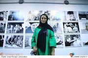 شبنم فرشادجو در چهارمین جشن عکاسان سینمای ایران
