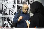 حمید نعمت الله در چهارمین جشن عکاسان سینمای ایران