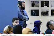 محمد بدرلو در چهارمین جشن عکاسان سینمای ایران