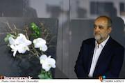 حافظ احمدی در چهارمین جشن عکاسان سینمای ایران