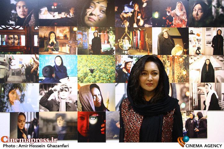 نیکی کریمی در چهارمین جشن عکاسان سینمای ایران