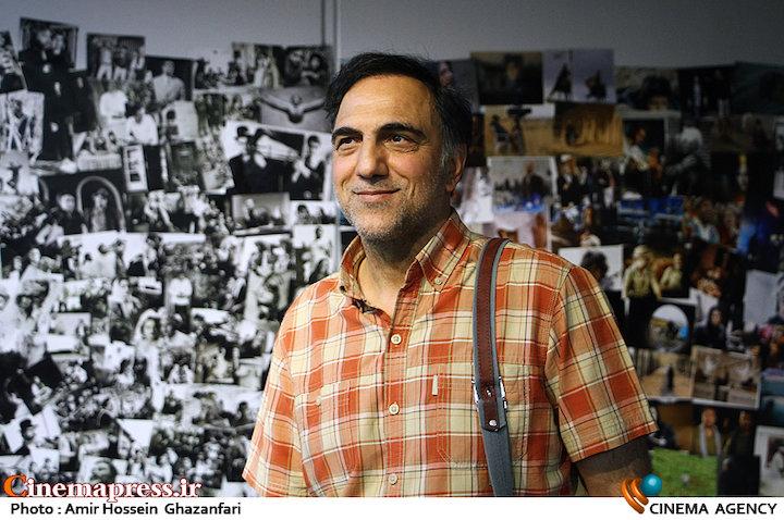 حسن فتحی در چهارمین جشن عکاسان سینمای ایران