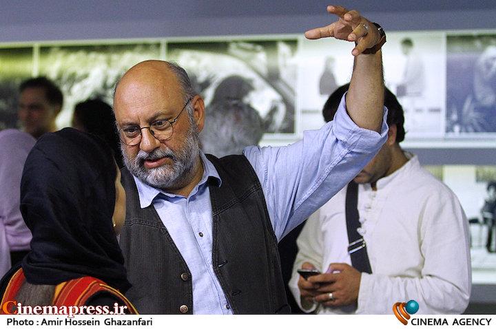 بابک کریمی در چهارمین جشن عکاسان سینمای ایران