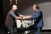 مراسم پایانی چهارمین جشنواره تئاتر باران