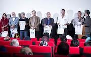 اکران افتتاحیه فیلم سینمایی «دو لکه ابر» در موزه سینما