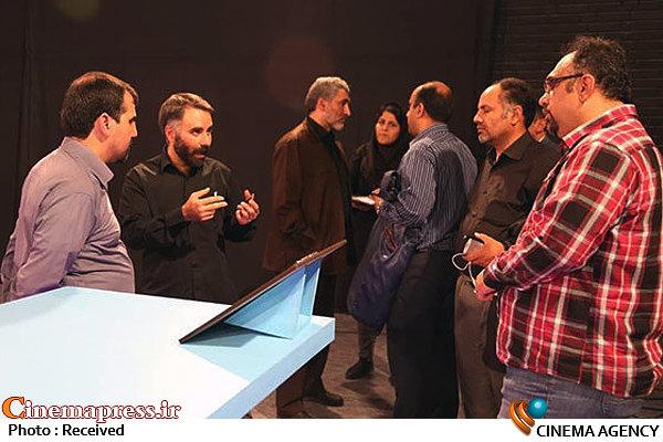 مدیر شبکه نسیم در بازدید از پشت صحنه «هوش برتر»