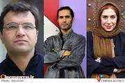 نسیم ادبی -  محمد مساوات مدرس - کیومرث مرادی مدرس
