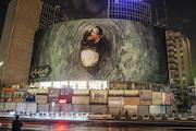 جدیدترین دیوارنگاره میدان ولیعصر (عج)