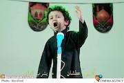 """همخوانی """"کودکان حسینی"""" الگویی برای پیوند نونهالان با هنر دینی + فیلم"""
