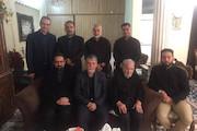 وزیر ارشاد با پیشکسوت تعزیه دیدار کرد