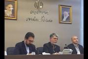 نشست مدیران معاونت هنری با وزیر فرهنگ و ارشاد اسلامی