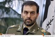 امیر سرتیپ دوم شاهین تقی خانی سخنگوی ارتش جمهوری اسلامی ایران