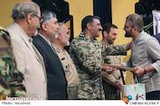 مستند «خشابهای خالی» با حضور فرماندهان ارتش رونمایی شد
