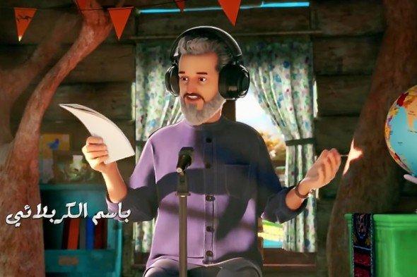 انیمیشن/ «شکرا یاحسین(ع)» با صدای باسم کربلائی