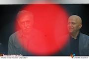 مرتضی رزاق کریمی و همایون اسعدیان در نشست خبری هیات مدیره جامعه اصناف سینمای ایران