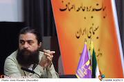 روانبخش صادقی در نشست خبری هیات مدیره جامعه اصناف سینمای ایران