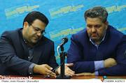 سیدناصر و سیدمهدی نامجو در نشست نقد و بررسی مستند«معمای سی-۱۳۰»