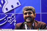 یزدان عشیری در نشست خبری پانزدهمین جشنواره بینالمللی فیلم مقاومت