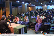 نشست خبری پانزدهمین جشنواره بینالمللی فیلم مقاومت