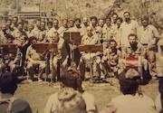 ارکستر سمفونیک تهران در دوران دفاع مقدس