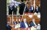 بازدید نمایندگان مجلس از شبکه های برون مرزی