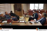 جلسه شبکه آموزش سیما با مجمع جهانی تقریب مذاهب اسلامی
