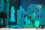 آغاز اجرای نمایش «خورشید از حلب طلوع میکند» در زینبیه