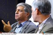احمد ضابطی جهرمی در نشست مطبوعاتی «دومین جایزه پژوهش سال سینمای ایران»