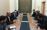 رییس سازمان صدا و سیما در دیدار با معاون رییس جمهور ترکمنستان